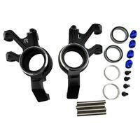 Hot Racing XMX2101 Aluminum Steering Blocks Triple Bearing Traxxas X-Maxx 6S 8S