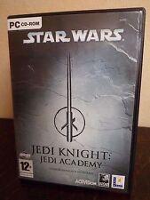 STAR WARS - Jedi Knight - Jeu PC-ROM - 12+ ans - Version Française - 2 disques