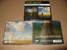 The Bled - Silent Treatment/Found in the Flood (2008) 2 cd set cds are Excellent
