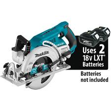 "Makita Xsr01 36V Brushless Cordless Rear Handle 7-1/4"" Circular Saw (Tool Only)"