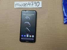 Google Pixel 5  GA01316-US - 128GB - Just Black (Unlocked) Smartphone