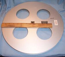 "35MM 2000' 15"" Goldberg Motion Picture Film Movie Projector Take Up SPLIT Reel"