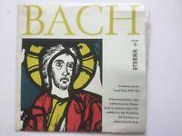 LP Bach Ausschnitte aus der h-moll Messe BWV 232 Thomaskirche Leipzig 1950