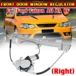 Front Right RH Door Window Regulator + Motor For Ford Falcon AU BA BF 1003911