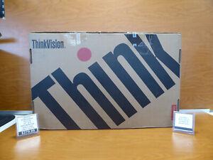 "NEW OPEN BOX Lenovo ThinkVision P27h-20 27"" 16:9 QHD Monitor with USB Type-C"