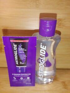 Astroglide 5 oz. Liquid H2O-Based Personal Lubricant 🔥 + Free Astroglide X