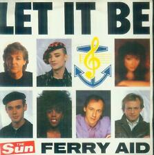 "7"" Ferry Aid/Let It Be (UK)"