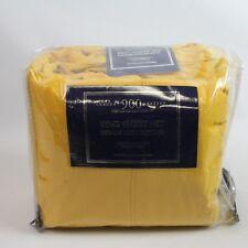 Aq Textiles Bedding Devon Collection 900 Thread Count King Sheet Set Gold G245