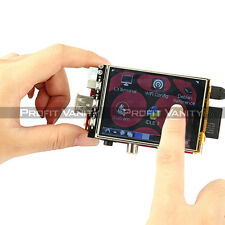 "3,2"" LCD Touch Screen Display Monitor Soft Keyboard for Raspberry Pi B B+ DEShip"