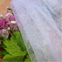 1M 12g Double Sided Fusible Interfacing Fabric Buckram Glue Tape Iron DIY Cloth