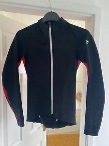 ASSOS Mille GT Winter Black Jacket M