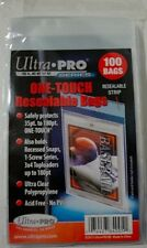 Ultra Pro - One-Touch Resealable Bag x 100