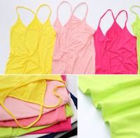 Fashion Modal Women Tank Top T-shirt Loose Slim Elastic Tops Blouses T-shirts
