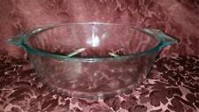 LOVELY PYREX ROUND CASSEROLE DISH WITHOUT LID