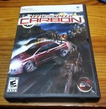 Need for Speed Carbon for Mac DVD Game