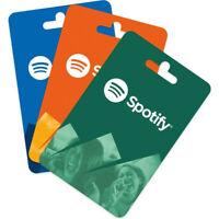 Spotify Premium  One Year Gift Works Worldwide