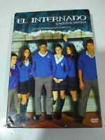 El Internado Laguna Negra Segunda Temporada Completa - 4 x DVD