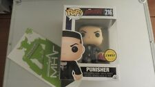 FUNKO POP - PUNISHER 216 - CHASE EDITION