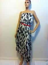 T-Bags Los Angeles Strapless Asymmetric Hem Dress