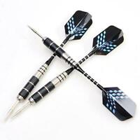 3pcsDarts Arrows Set Flight Brass-Soft Shafts Tip Bar Darts 18g