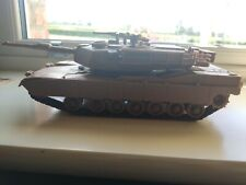 m1 Abrahams model tank.