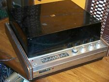VINTAGE REALISTIC SC-70 POWER STEREO Tuner AM FM RECEIVER BSR Turntable Project