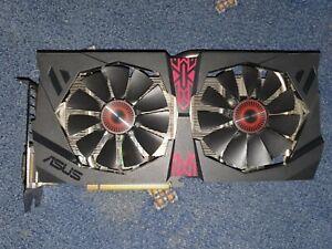 ASUS Strix R9 380x 4gb Graphics card