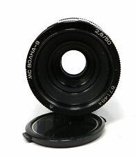 50mm f2.8 Macro MC Volna-9 Russian USSR Prime M42 Screw Mount Lens