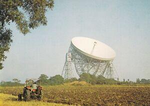Jodrell Bank Telescope. Dixon postcard in VGC. Unwritten/Unposted