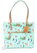 Dooney & Bourke Disney Bambi and Friends SHOPPER Tote Handbag Bag Purse