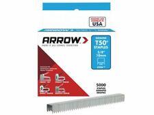 T50 Staples 10mm (3/8in) Bulk Pack 5000 ARRT5038IP