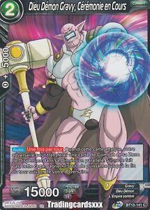 Dragon Ball Super - Dieu Démon Gravy, Cérémonie en Cours : C BT13-141