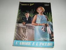 SOGNO-1966-ROSANNA GALLI-GIACOMO ROSSI STUART-ANGELO ZANOLLI-FELICIAN TOCCHETTO
