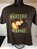 Martina Mcbride 2006 Shirt Size Medium V8