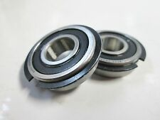 "Sears Craftsman 6""x9"" Belt Disc Sander Idler Pulley Bearings Set of 2, 38536"