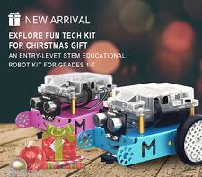 Makeblock Bluetooth DIY Mbot V1.1Smart Auto Panzer Roboter DIY für Kinder Spiel