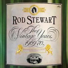 Rod Stewart - The Vintage Years 1969-70 (LP) (VG/VG-)