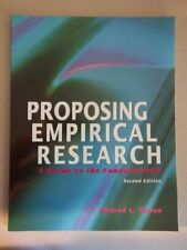 Proposing Empirical Research: A Guide to the Funda