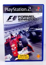 Formel Eins 2003 Sony PlayStation 2 - OVP + Booklet + Disc - PS2 Game