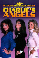 Charlies Angels: The Complete Fifth Season (DVD, 2013, 4-Disc Set) - OFF