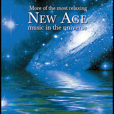 NEW - More Of The Most Relaxing New Age Music In The Universe [2 CD]