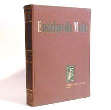 ENCICLOPEDIA MOTTA VOL. IX - FEDERICO MOTTA EDITORE - MILANO 1966