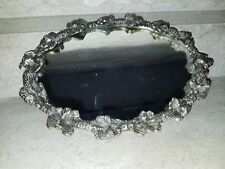 Sterling silver vanity mirror or Picture frame