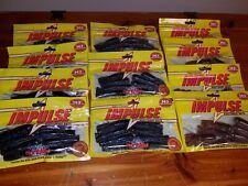 Northland Fatty Tube Jigs 11 packs smallmouth bass killers soft plastic 2.75