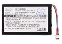 Battery for Cisco M2120  M2120M  F360  F360B  Mino HD+, Pure F360  F360B  M2120