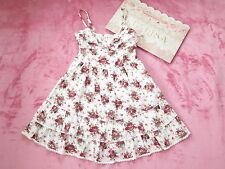 Liz Lisa Floral Dress Lolita Hime Gyaru shibuya109 Very Cute (a332)
