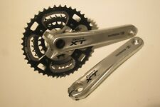 Shimano Deore XT 9 Speed Triple Chainset FC-M770