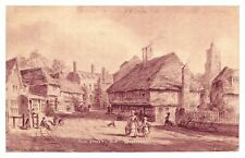 Sevenoaks Posted Single Printed Collectable Kent Postcards