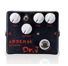 Joyo Dr.J D51 Arsenal Distortion Electric Guitar Effect Pedal True Bypass