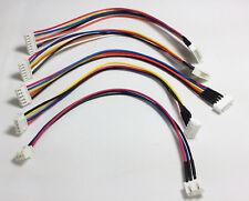 Lipo Balance Extension Lead Câble JST-XH 20 cm - 2 S 3 S 4 S 5 S 6 S - 5pc Bundle Deal